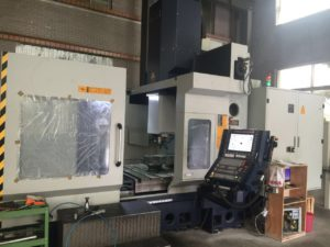 high speed CNC equipment