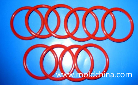 o ring for plastic injection mold