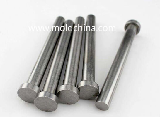 return pins for plastic injection mold