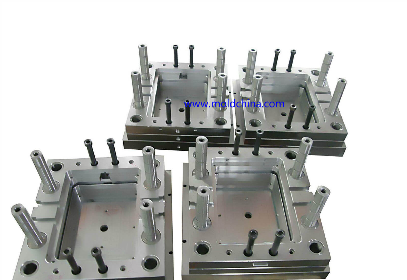 Plastic injection mold steels