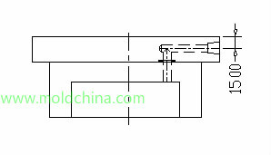 plastic injection mold cooling system