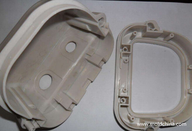 Discoloration issue in plastic injection molding