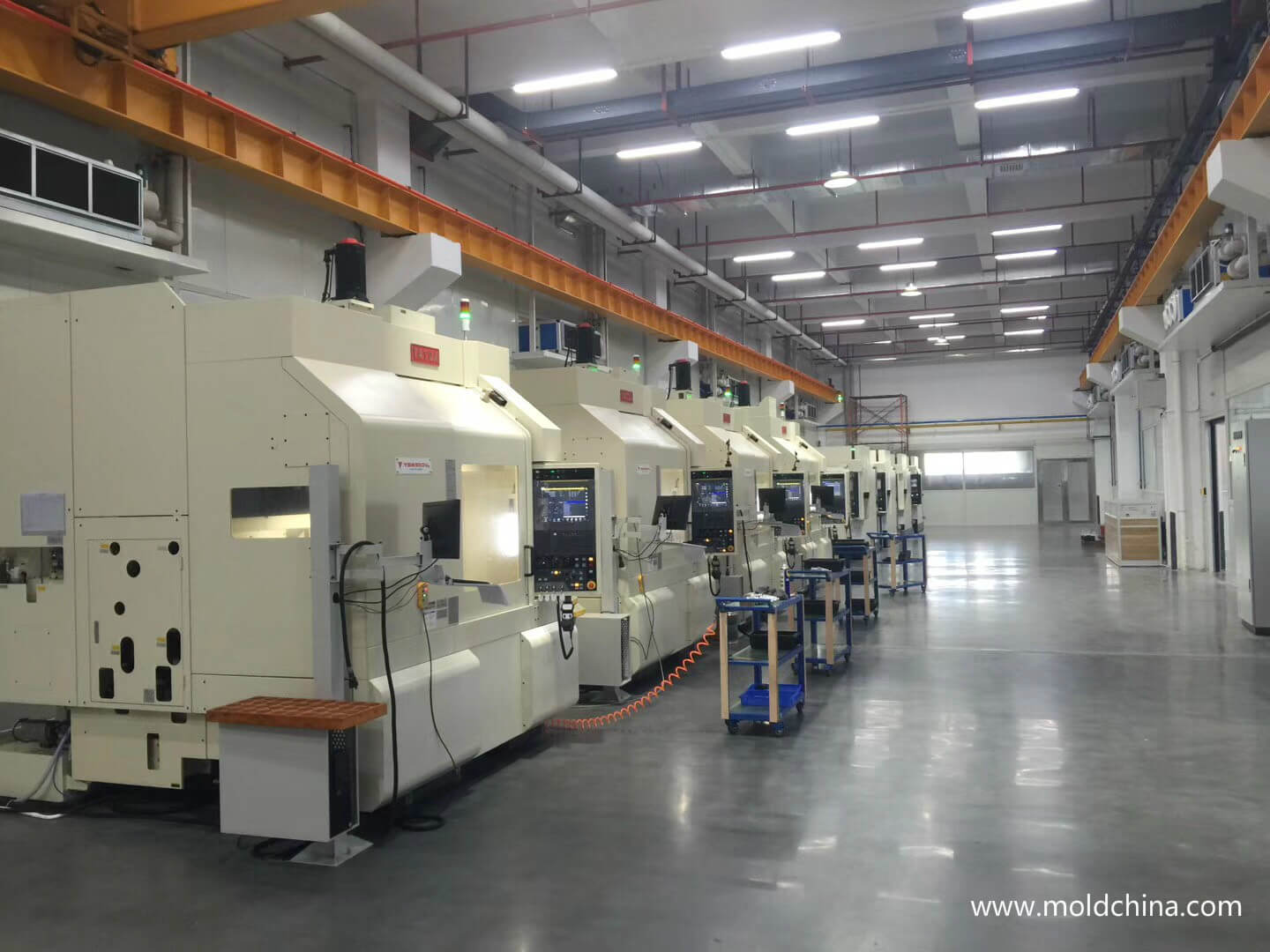 injection mold manufacturer in China
