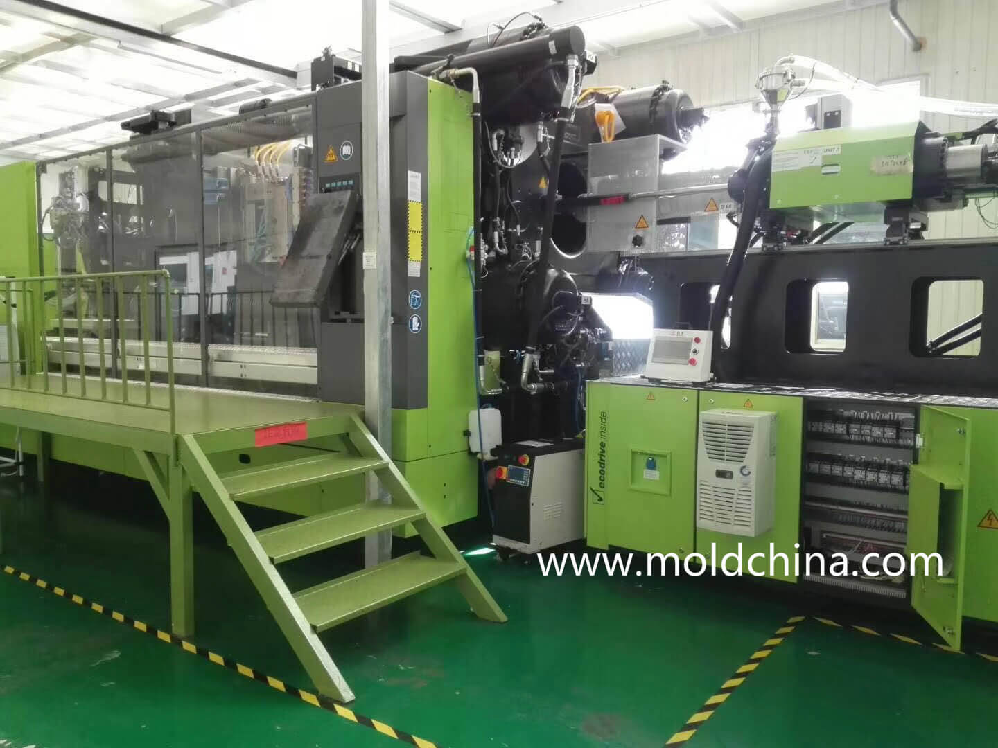 plastic injection molding company in China